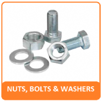 NUTS, BOLTS & WASHERS